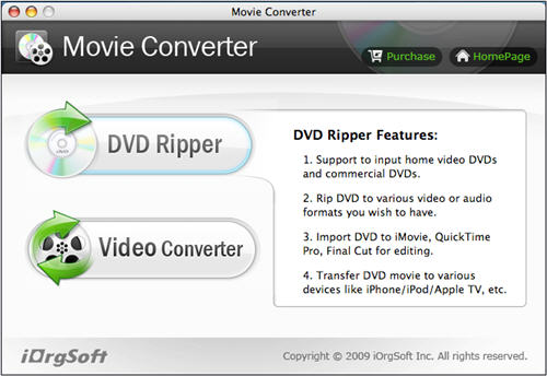 Put DVD to iTunes on Mac, MacBook, MacBook Pro, iMac